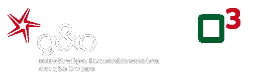 g&o Versicherungs- und Finanzgruppe , O3 Versicherungen und Finanzen